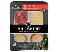 Hillshire Snacking Small Plates Prosciutto with White Cheddar Cheese - 2.4 Oz