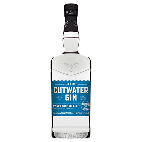 Cutwater Old Grove Gin 88 Proof - 750 Ml