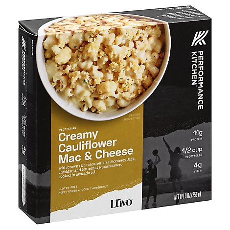 LUVO Bowl Roasted Cauliflower Mac & Cheese - 9 Oz