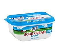 Dairy Pure Sour Cream Light - 16 Oz