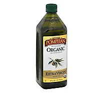 Pompeian Olive Oil Organic Extra Virgin Full-Bodied Flavor - 32 Fl. Oz.