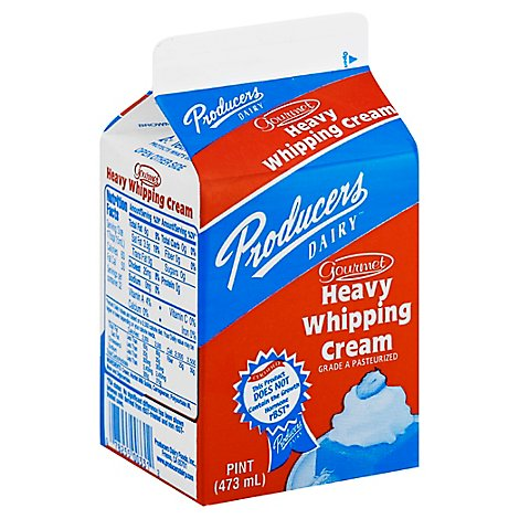 Producers Heavy Whipping Cream - 1 Pint