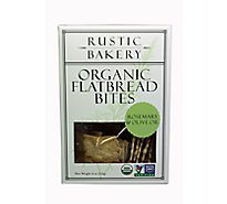 Rustic Bakery Flatbread Bites Rosemary & Olive Oil - 4 Oz