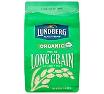 Lundberg Organic Rice Heirlooms White Long Grain - 32 Oz