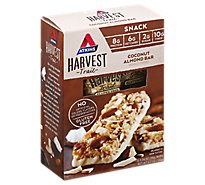 Atkins Harvest Trail Bars Coconut Almond - 5-1.3 Oz