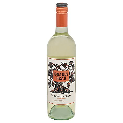 Gnarly Head Sauvignon Blanc Wine - 750 Ml