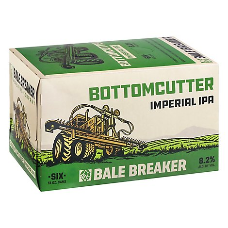Bale Breaker Bottomcutter In Cans - 6-12 Fl. Oz.