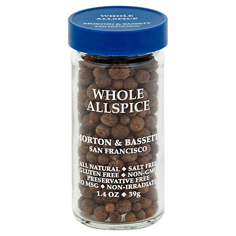 Morton & Bassett Allspice Whole - 1.4 Oz