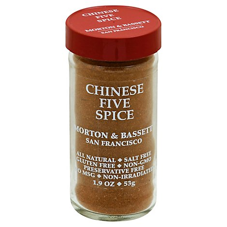Morton & Bassett Chinese Five Spice - 1.9 Oz