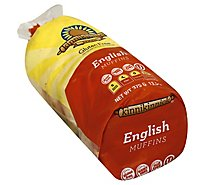 Kinnikinnick Muffins English - 13.5 Oz