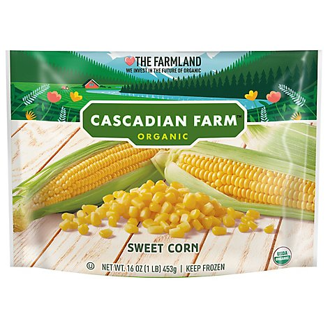 Cascadian Farm Organic Corn Sweet - 16 Oz
