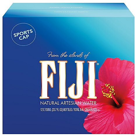 FIJI Artesian Water Natural - 12-23.7 Fl. Oz.