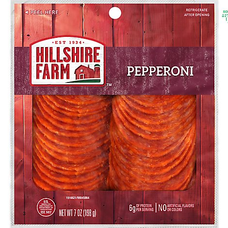 Hillshire Farm Pepperoni - 7 Oz