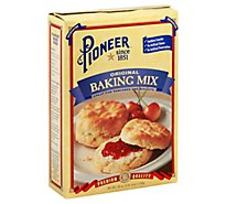 Pioneer Baking Mix Original Biscuit Canister - 40 Oz
