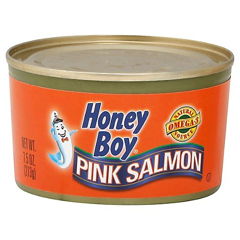 Honey Boy Salmon Pink - 7.5 Oz
