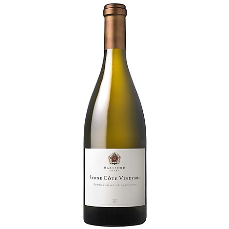 Hartford Court Stone Cote Vineyard Wine White Chardonnay - 750 Ml