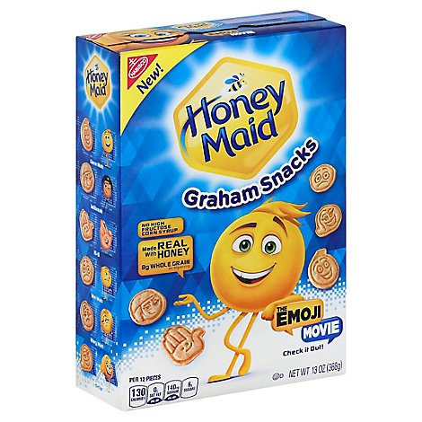 Honey Maid Graham Snacks - 13 Oz
