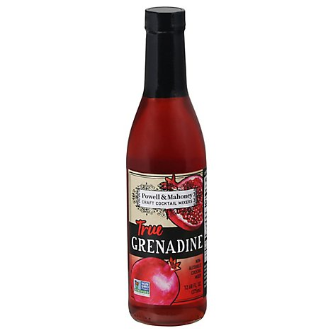Powell & Mahoney True Grenadine - 375 Ml