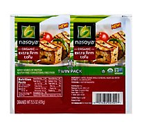 Nasoya Organic Tofu Extra Firm Twin Pack - 15.5 Oz