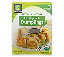 Nasoya Dumplings Organic Tofu Vegetable - 9 Oz