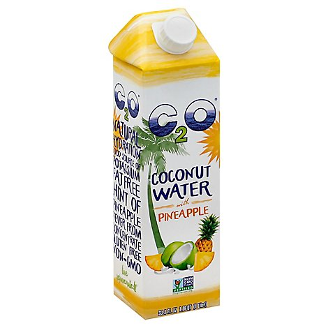 C20 Water Coconut W Pineapple - 33.8 Fl. Oz.
