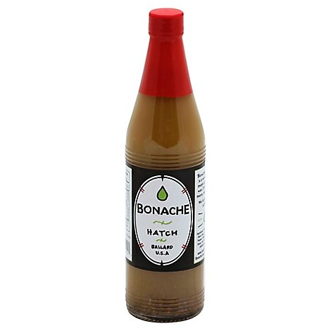 Bonache Hatch Hot Sauce - 6 Oz