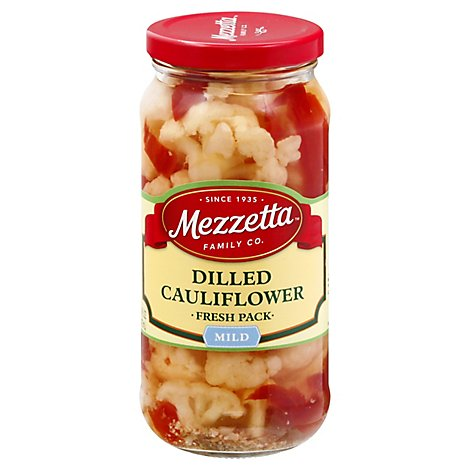 Mezzetta In The Napa Valley Cauliflower Dilled Flowerettes - 16 Fl. Oz.