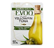 StarKist Selects Evoo Tuna Yellowfin in Extra Virgin Olive Oil - 2.6 Oz