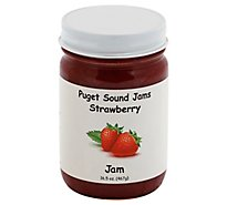 Puget Sound Strawberry Jam - 16.5 Oz