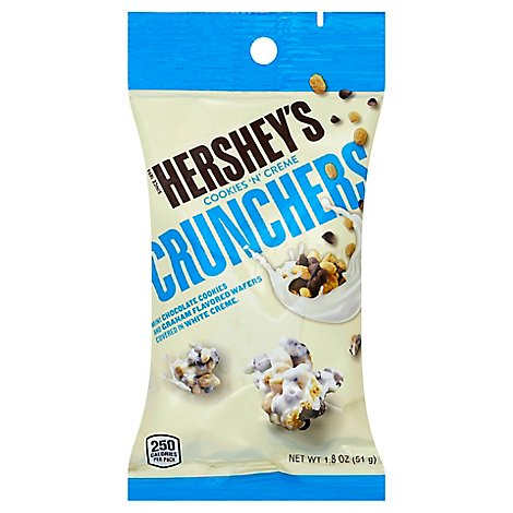 Cookies-N-Crme Crunchers Tube - Each