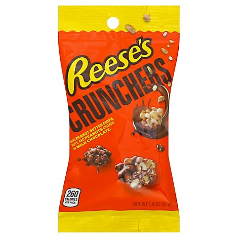Reeses Crunchers Tube - Each