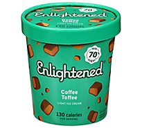 Enlightened Ice Cream Light Cold Brew Coffee 1 Pint - 473 Ml