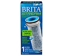 Brita Strm Pour Ptchr Filter - Each