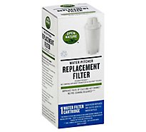 Open Nature/Bright Green Water Pitcher Replacement Filter - Each