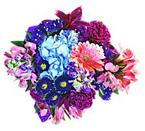 California Grown Grand Bouquet - colors may vary
