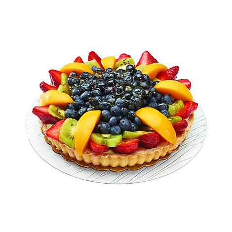 Bakery Tart Fruit 9 Inch - Each