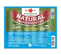 Applegate Natural Uncured Beef Hot Dog - 10oz