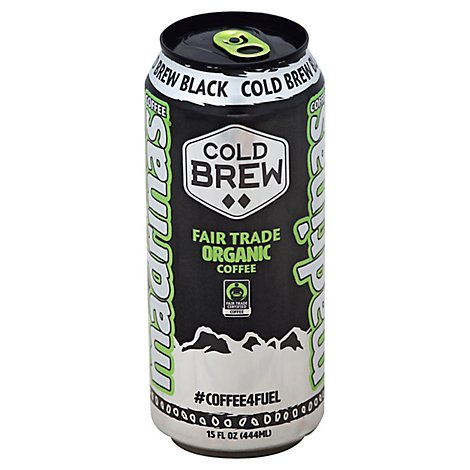 Madrinas Coffee Cold Brew Blck - 15 Fl. Oz.