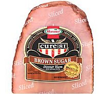 Hormel Cure 81 Brown Sugar Quartered Sliced Boneless Ham - 1.50 LB