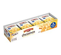 Chessmen Multipack 8 Count - 7.2 Oz