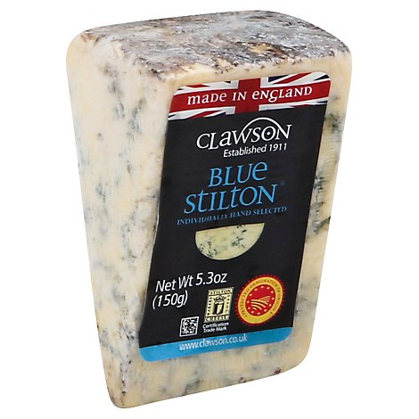 Long Clawson Stilton Pw - 5.3 Oz