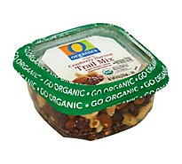 O Organics Cranberry Harvest Trail Mix - 8 Oz
