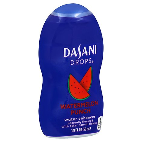 DASANI Drops Water Enhacer Watermelon - 1.9 Fl. Oz.