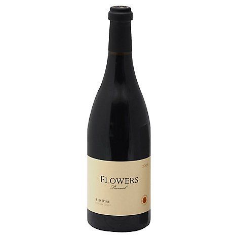 Flowers Pinot Noir Camp Meeting Ridge Wine - 750 Ml