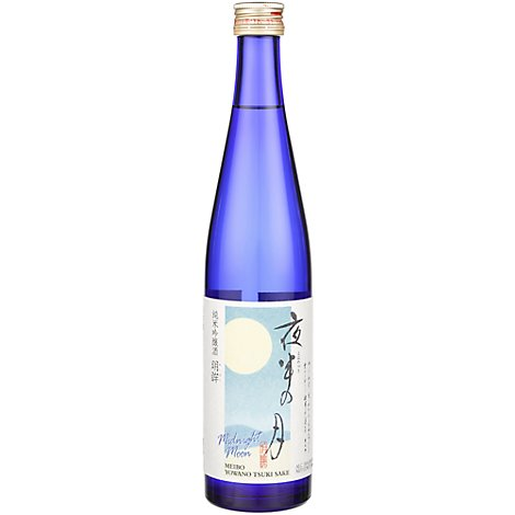 Meibo Midnight Moon Ginjo Sake Wine - 500 Ml