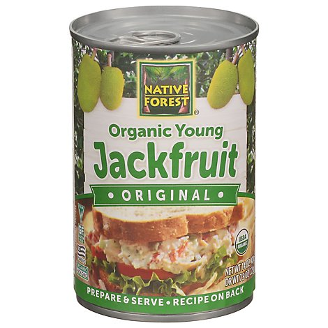 Native Forest Organic Young Jackfruit - 14 Oz