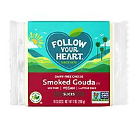 Follow Your Heart Cheese Smked Gouda Sliced - 7 Oz