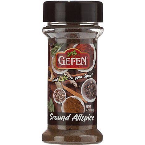 Gefen Spices All Spice Ground - 2.75 Oz