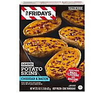 TGI Fridays Loaded Potato Skins Cheddar & Bacon - 22.3 Oz