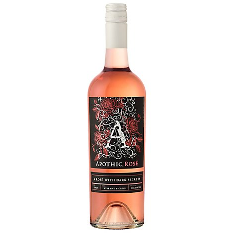 Apothic Rose Wine California - 750 Ml